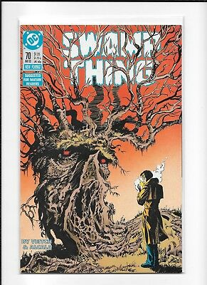 Swamp Thing #70 High Grade (9.2) Dc Copper Veitch