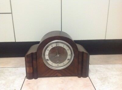 Westminster chime matle clock, working