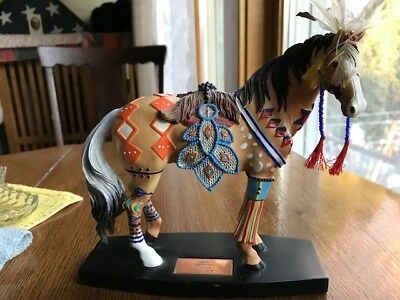 DANCER Mustang Horse of Different Color by Westland, 20309 3071 of 10,000 statue