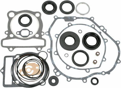 Moose Racing Complete Engine Gasket Kit w/ Oil Seals (0934-0703)