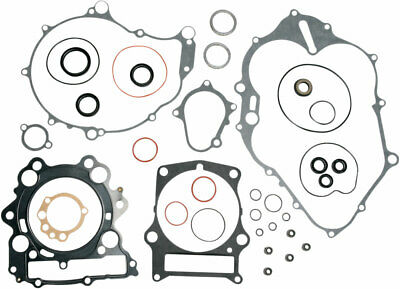 Moose Racing Complete Engine Gasket Kit w/ Oil Seals (0934-0436)