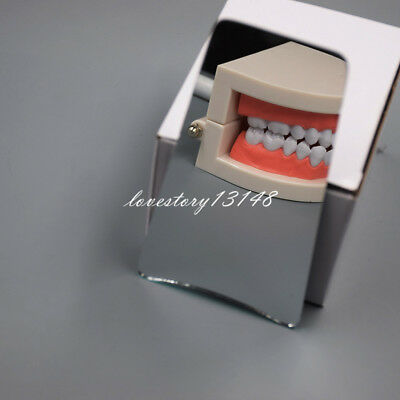 1Pc Hot Dental Stainless Steel Orthodontic Intra-oral Clinic Photography Mirror