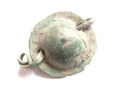 SUPERB Ancient Celtic Bronze - LA TENE Brooch / Fibula > VERY DELICATE
