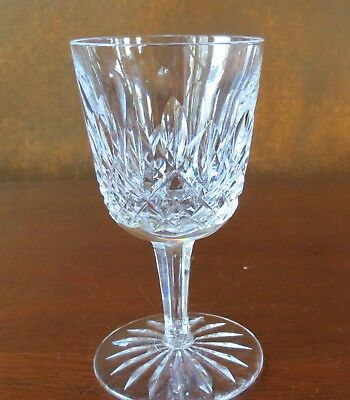 "Waterford Crystal Ireland Lismore 4 1/4"" Port Wine Goblet(s)"