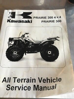 Kawasaki Motorcycle Atv Manuals Literature Parts
