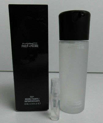 MAC Prep + Prime Fix + Plus Spray Probiergröße Sample Size 2 ml