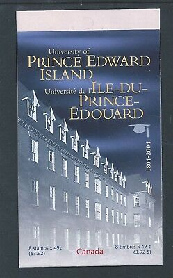 Canada Booklet 2004 University of PEI #BK291b MNH ** Free Shipping **