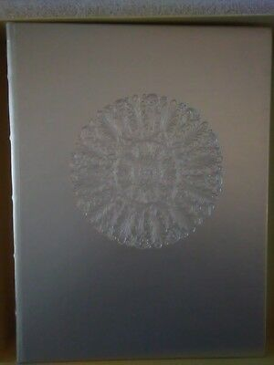 Wedding Album In Silver Covers - by Graphic Image (Discontinued)