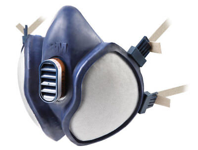 3M 4251 Mask Vapour,Dust & Partical Reusable Respirators, Standard EN405:2001