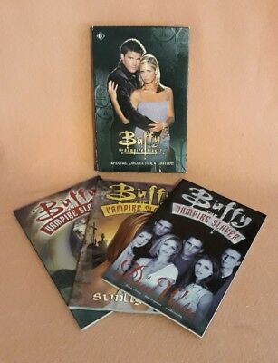 BUFFY THE VAMPIRE SLAYER Comic Book - Special Collectors Pack - 3 Book Pack