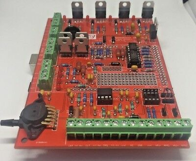 Full Assembled Speeduino 0.3.6v PCB board