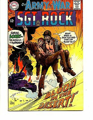 Our Army at War #193 Sgt Rock (DC  1966)FN