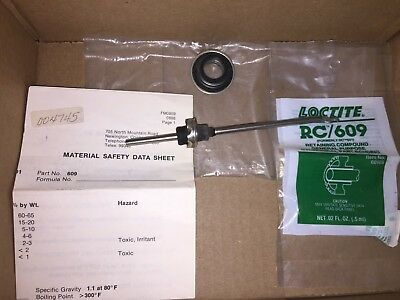 Zoeller Arm and Seal Assembly 004745 Locktite RC/609 Retaining Compound