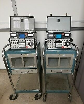 1x IFR/Marconi FM/AM 1500 Communication Service Analyzer Aeroflex