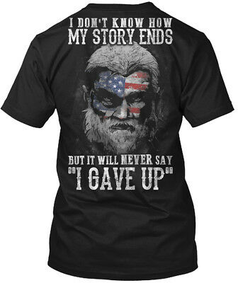 Old Man Club Story - I Dont Know How My Ends But It Hanes Tagless Tee T-Shirt
