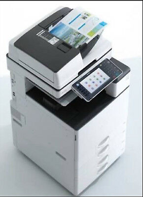 Ricoh MPC3002 Colour Multifunction Copy Scan Print