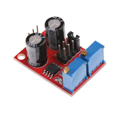 NE555 Pulse Module Frequency Duty Cycle Adjustable Square Signal Generator X