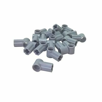 Axle Towball 2736 NEUF Light Bluish Gray Technic Lego x 4