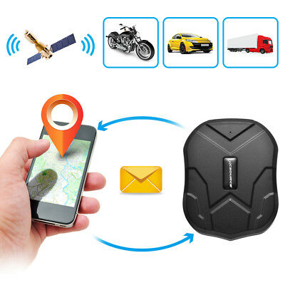 XCSOURCE GPS Tracker Ortung für Auto mit Powerful Magnet 90 days Standby XC325