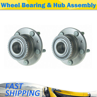rear wheel bearing hub for ford fusion fwd 2006 2007. Black Bedroom Furniture Sets. Home Design Ideas