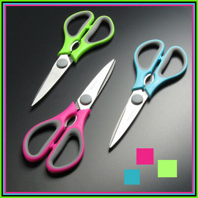 Heavy Duty ,Kitchen Scissors,Home Office ,Strong,Craft, Shears Fish Paper  Sharp