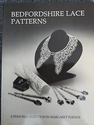 Bedfordshire Lace Patterns  Book