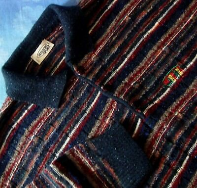 SWEATER tricot man vintage 90's MISSONI SPORT TG.M/L made Italy  RARE