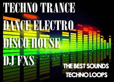 Techno Loops And Sounds
