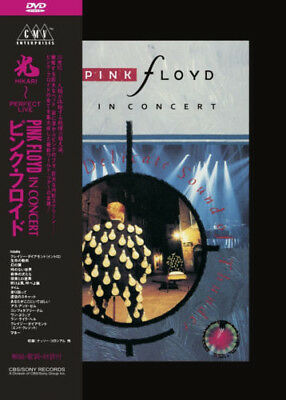 Pink Floyd, In Concert, Delicate Sound Of Thunder, Japan 2008 Concert Dvd (New)