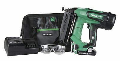"2-1/2"" 18V Cordless Brushless Lithium Ion 16 Gauge Straight Finish Nailer"