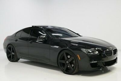 6-Series  2014 BMW 6 Series 640i Gran Coupe