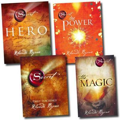 Rhonda Byrne eBooks & Audiobooks The Secret, The Magic, The Power, Hero MP3 PDF