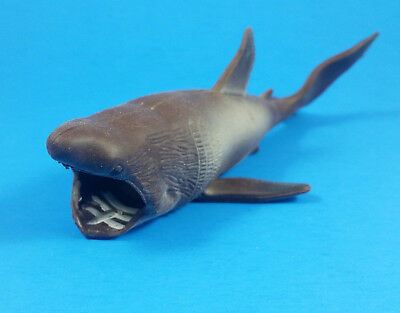 Diramix BASKING SHARK Mega Squali Gel Edition rubber collectible toy Italy