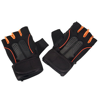 Anti-skid Half Gloves, Gloves Gym Fitness Protective Exercise Training, Cycling
