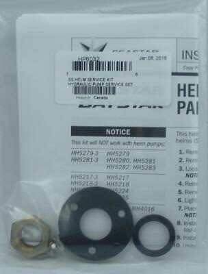 TELEFLEX HP6032 SEASTAR Steering Baystar Helm Service Kit 25555