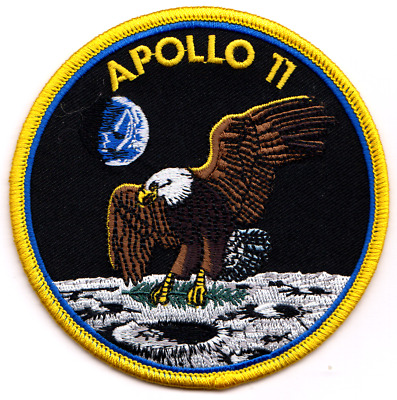 NASA SPACE Enamel Pin Badge Set Of 4. Apollo,space Camp ...