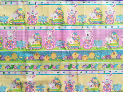 Brand New Easter Print Fabric