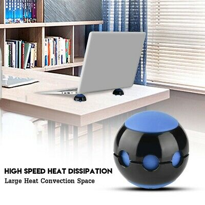 Laptop Cooling Ball Cooler Feet Leg Skidproof Pad Stand Universal For Notebook