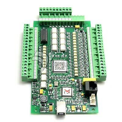USB 3 Axis Mach3 Stepper Motor Controller Motion Card Breakout Board for CNC