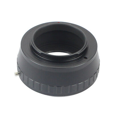 BGNING Camera Lens Adapter Ring for Rollei QBM Mount Lens to FX for Fujifilm
