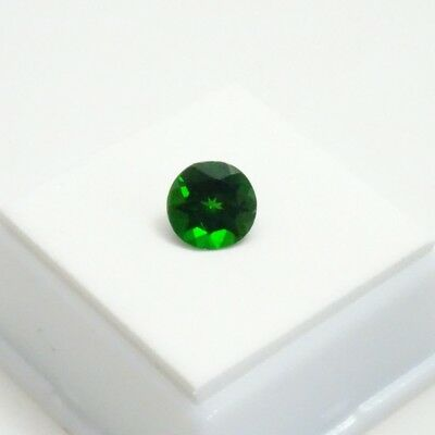 2.35ct Russian Chrome Diopside - 9mm Round - Chrome Diopside Loose Gemstone