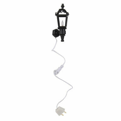 1:12 Scale Dolls House Accessories Wall Lamp Ceiling Lamps LED Light Miniatures