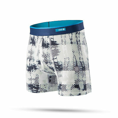 Boys Basilone Fitted Boxer Brief Underwear w/Fly by Stance ~ Shots Navy ~ Medium