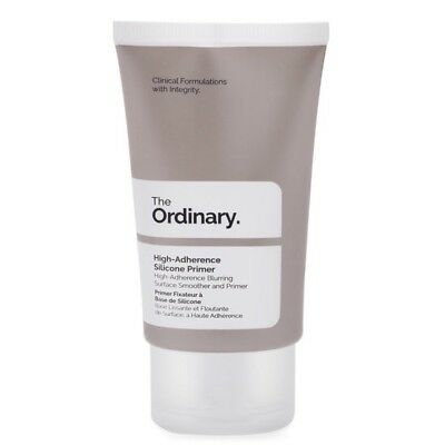 THE ORDINARY High-Adherence Silicone Blurring Surface Smoother & Primer 30mL.