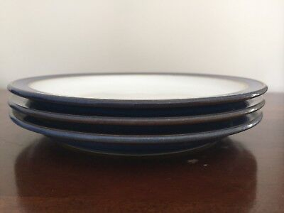 DENBY IMPERIAL Blue Dinner Plate X3 - £9.00 | PicClick UK. DENBY IMPERIAL Blue Dinner Plate X3 9 00 PicClick UK : denby imperial blue dinner plate - pezcame.com