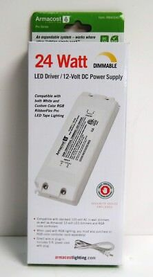 armacost lighting 45 watt led power supply dimmable driver light