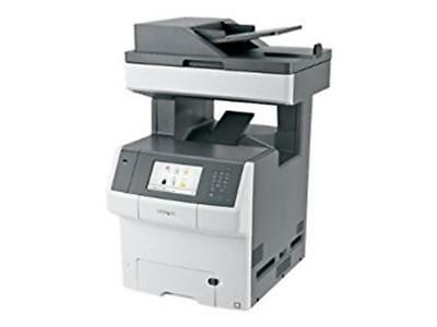 NEW Lexmark X746de Multifunction Color Laser All-in-One Printer NIB 34T5011