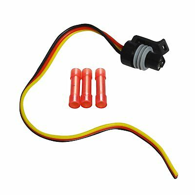 ICP EBP Sensor Repair Harness Plug Pigtail For Ford Powerstroke 6.0L 7.3L
