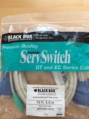 ServSwitch PS2 - CPU KVM cable 3m