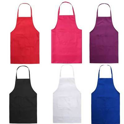Wholesale Catering Plain Apron Butcher Craft Baking Chefs Kitchen Cooking BBQ